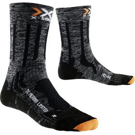 X-Socks Trekking Merino Limited - Chaussettes - gris